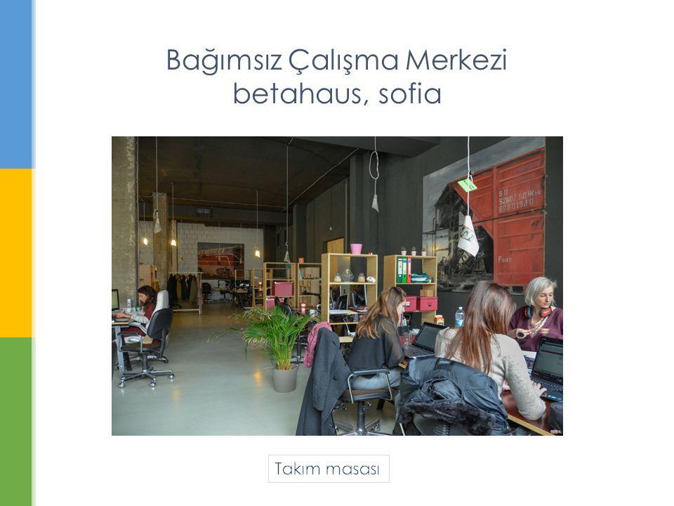 Bağımsız Çalışma Merkezi betahaus, sofia