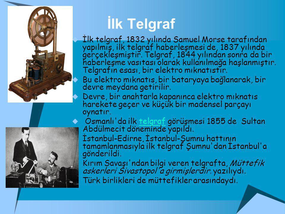 İlk Telgraf