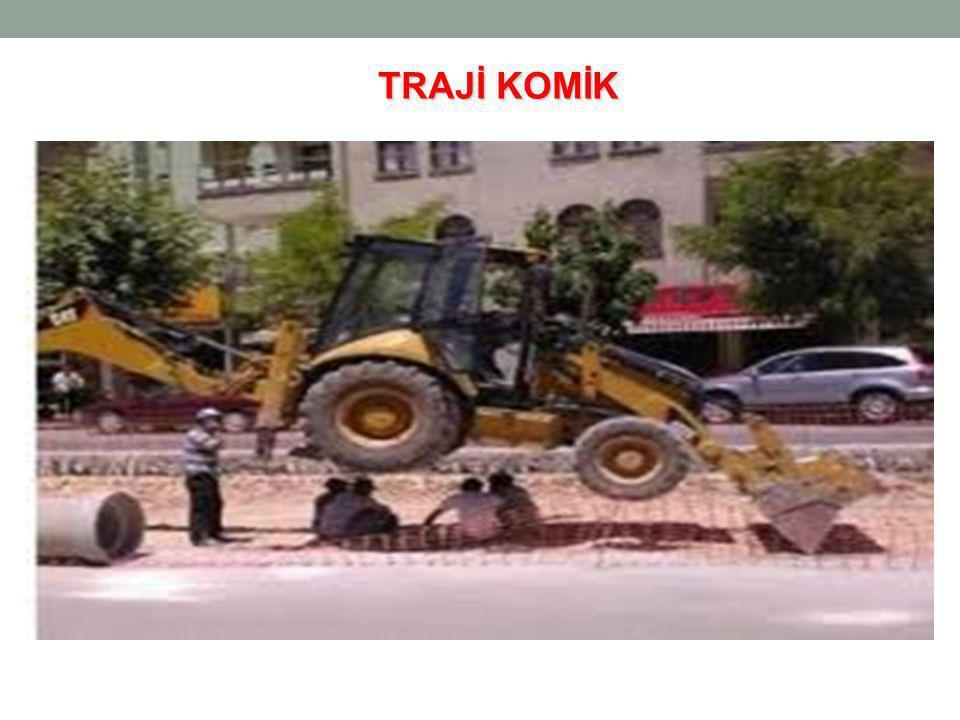TRAJİ KOMİK