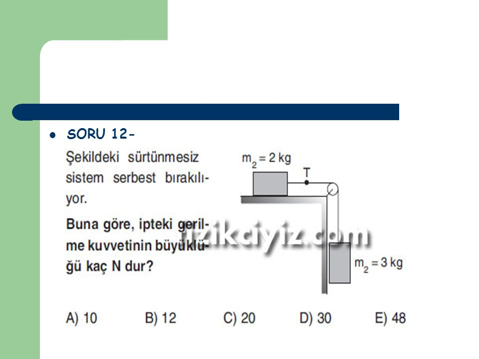 SORU 12-