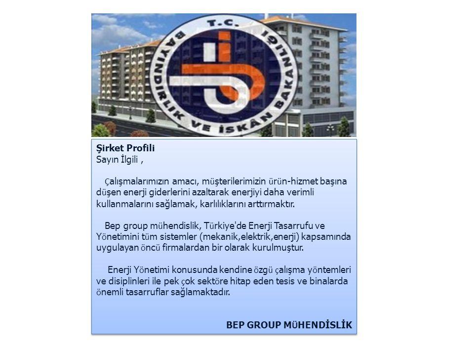 Şirket Profili