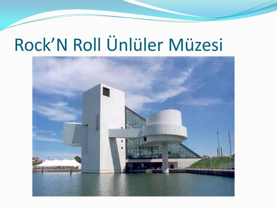 Rock'N Roll Ünlüler Müzesi