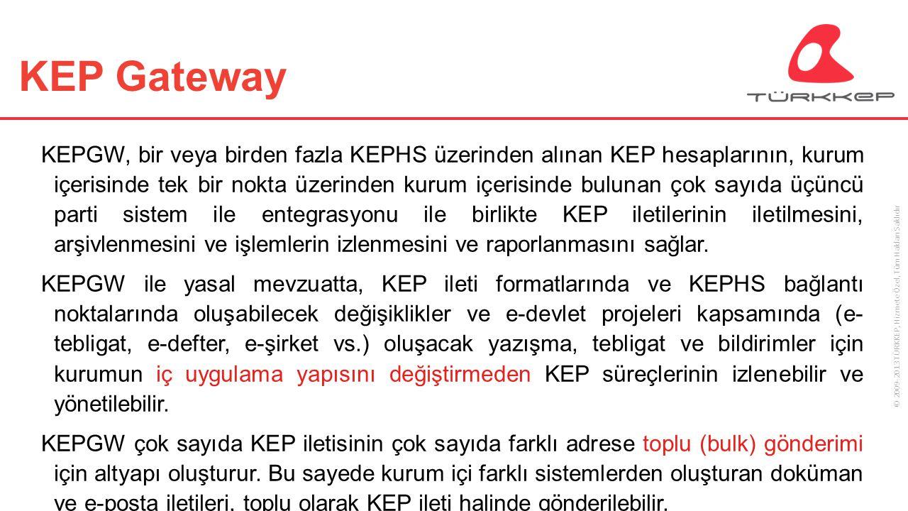 KEP Gateway