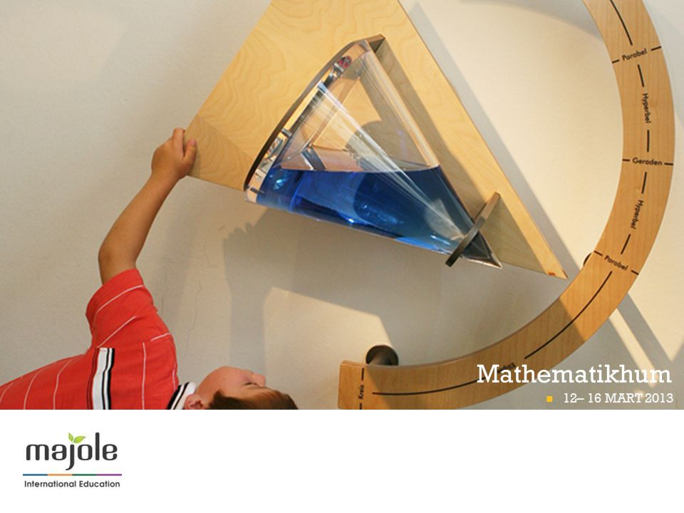 Mathematikhum 12– 16 MART 2013 12– 16 MART 2013 FRANKFURT Pİ GÜNÜ