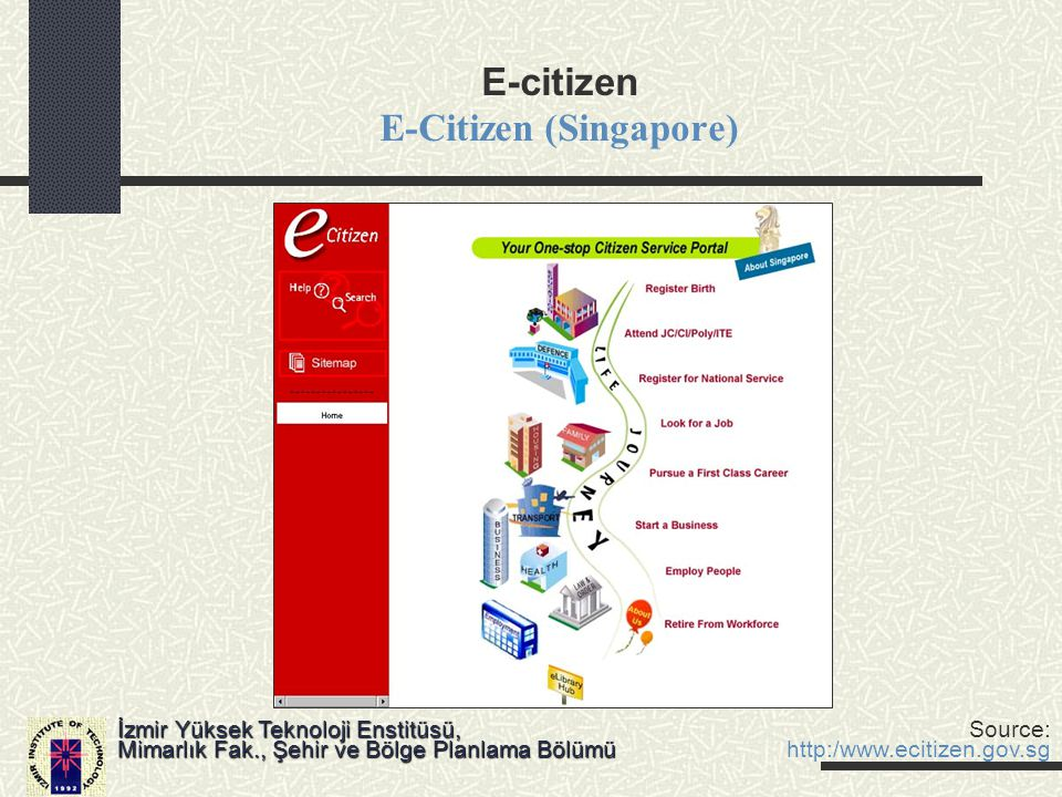 E-citizen E-Citizen (Singapore)