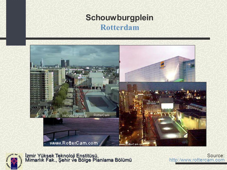 Schouwburgplein Rotterdam