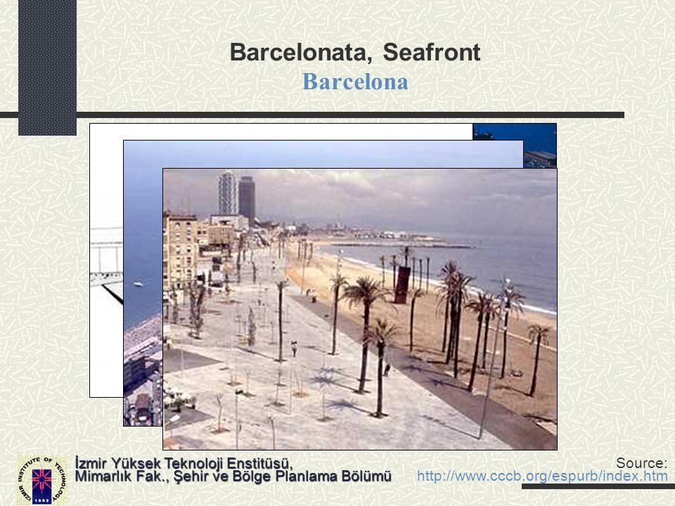 Barcelonata, Seafront Barcelona
