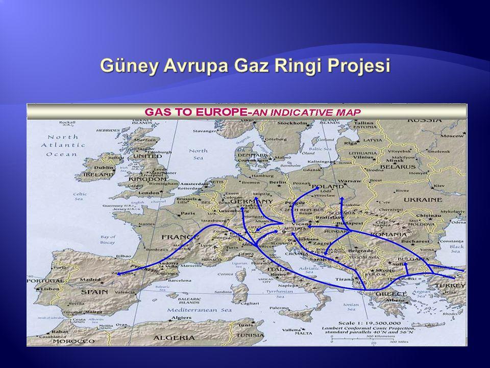 Güney Avrupa Gaz Ringi Projesi