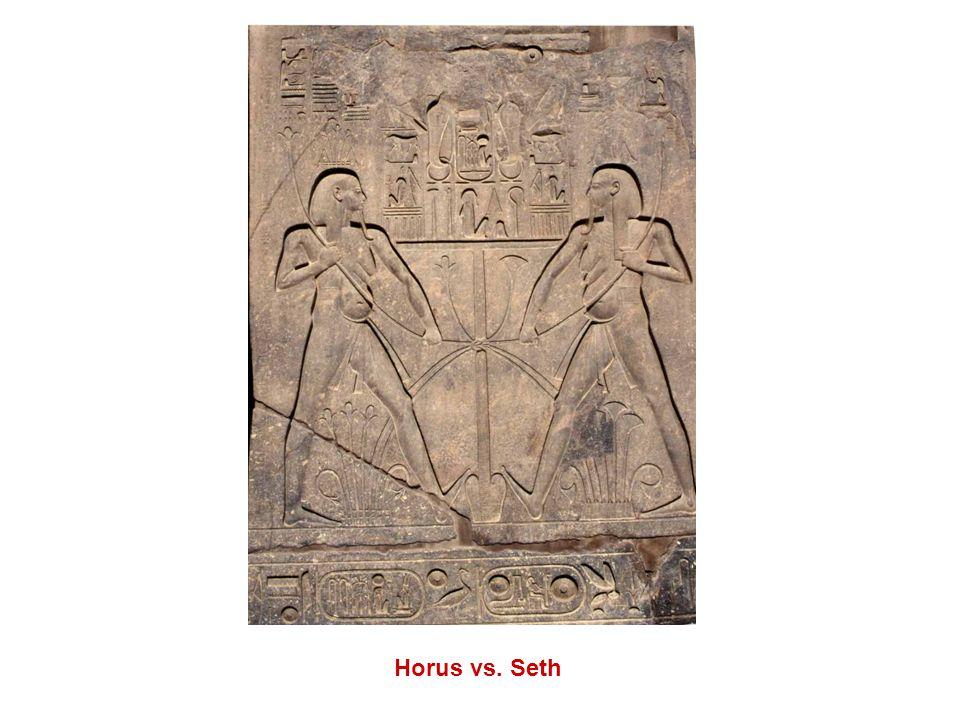Horus vs. Seth