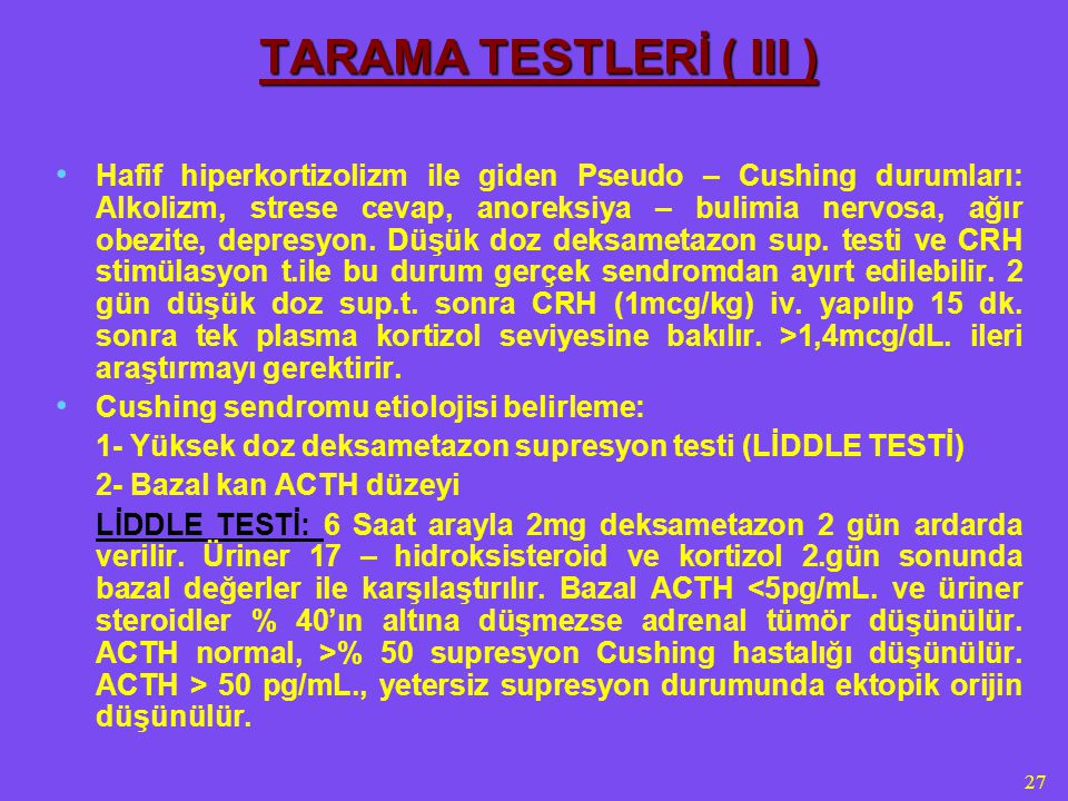 4/5/2017 TARAMA TESTLERİ ( III )