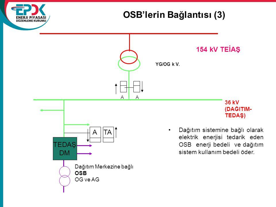 OSB'lerin Bağlantısı (3)