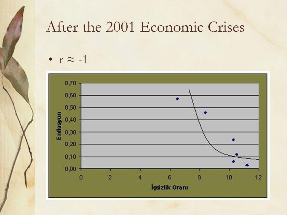 After the 2001 Economic Crises