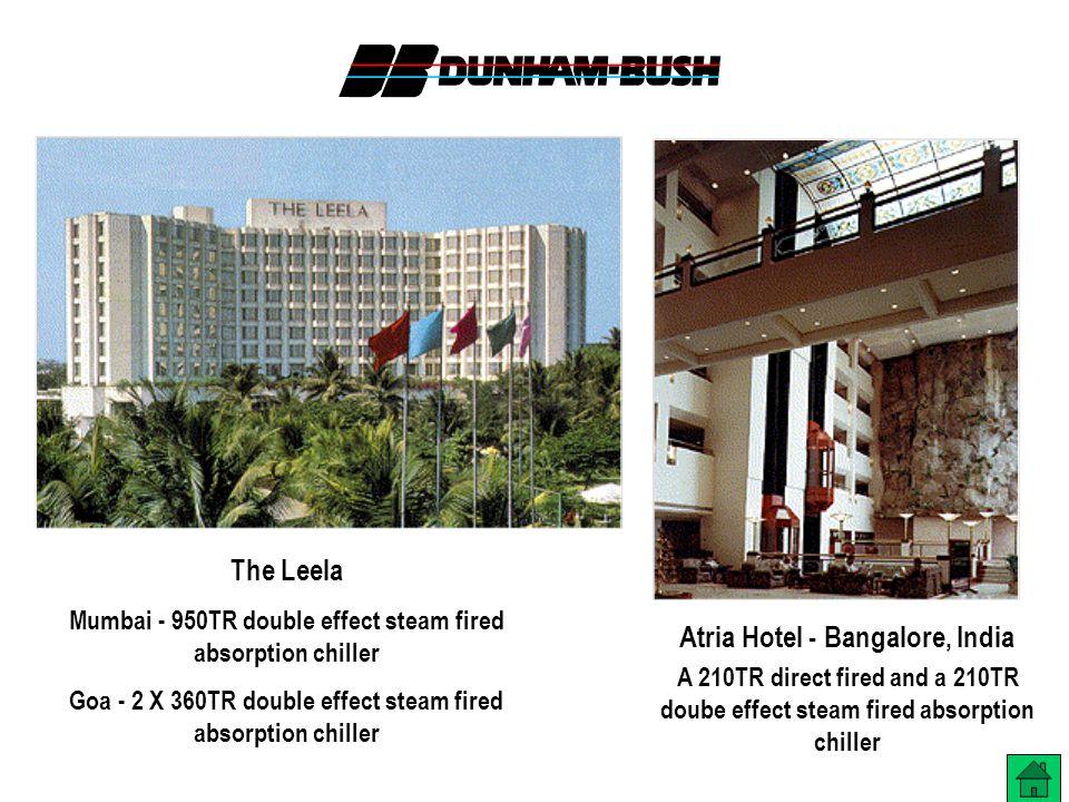 Atria Hotel - Bangalore, India