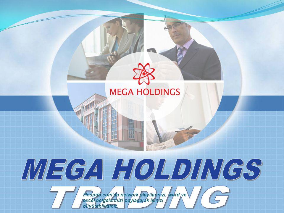MEGA HOLDINGS TRADING.