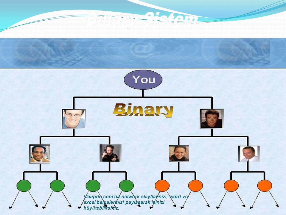 Binary Sistem fileupdo.com da network slaytlarınızı, word ve excel belgelerinizi paylaşarak işinizi büyütebilirsiniz.