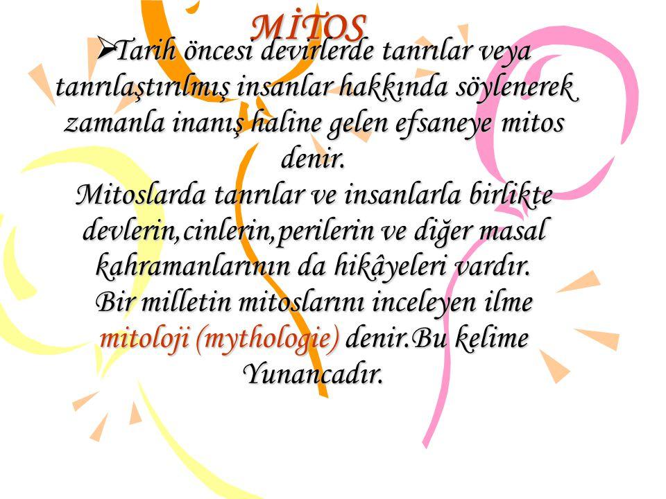 MİTOS