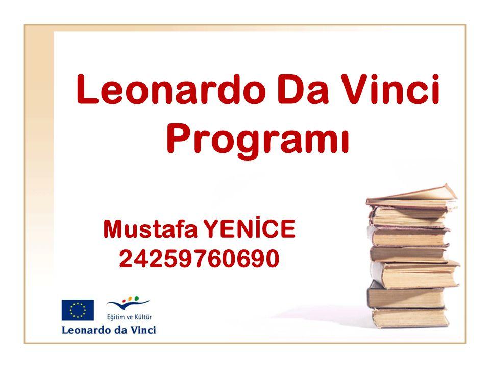 Leonardo Da Vinci Programı