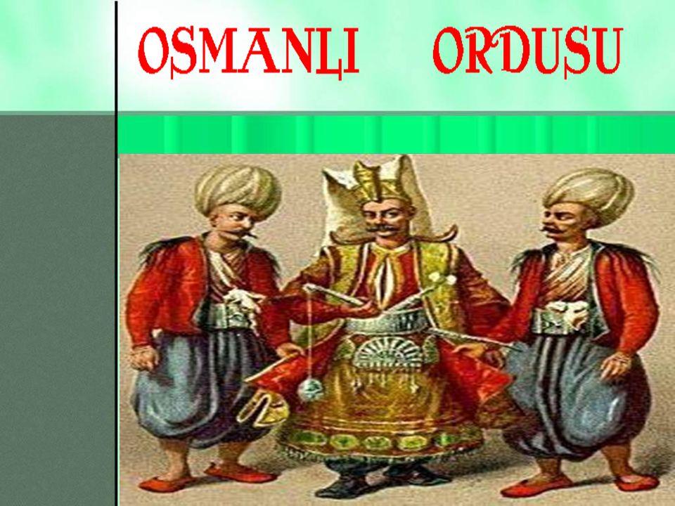 16.yy.da Osmanlıların sahip olduğu kara ve deniz kuvvetleri dünyanın en büyük askeri güçleri haline geldi.