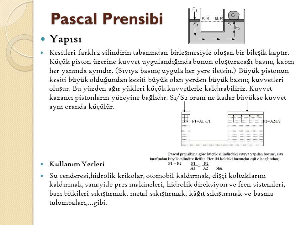 Pascal Prensibi Yapısı