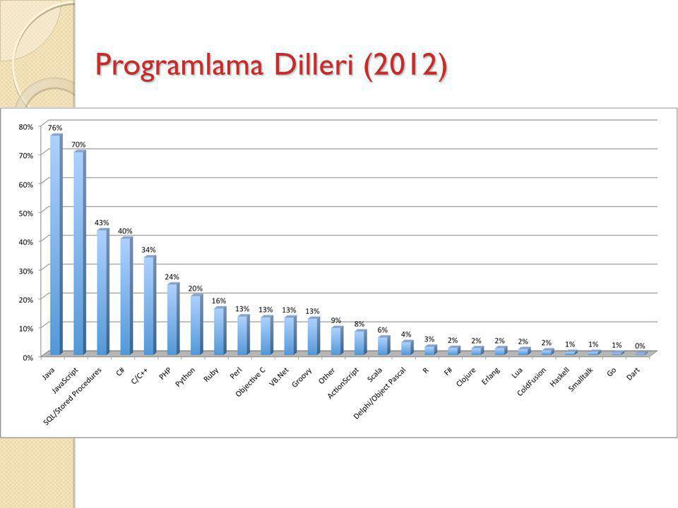 Programlama Dilleri (2012)