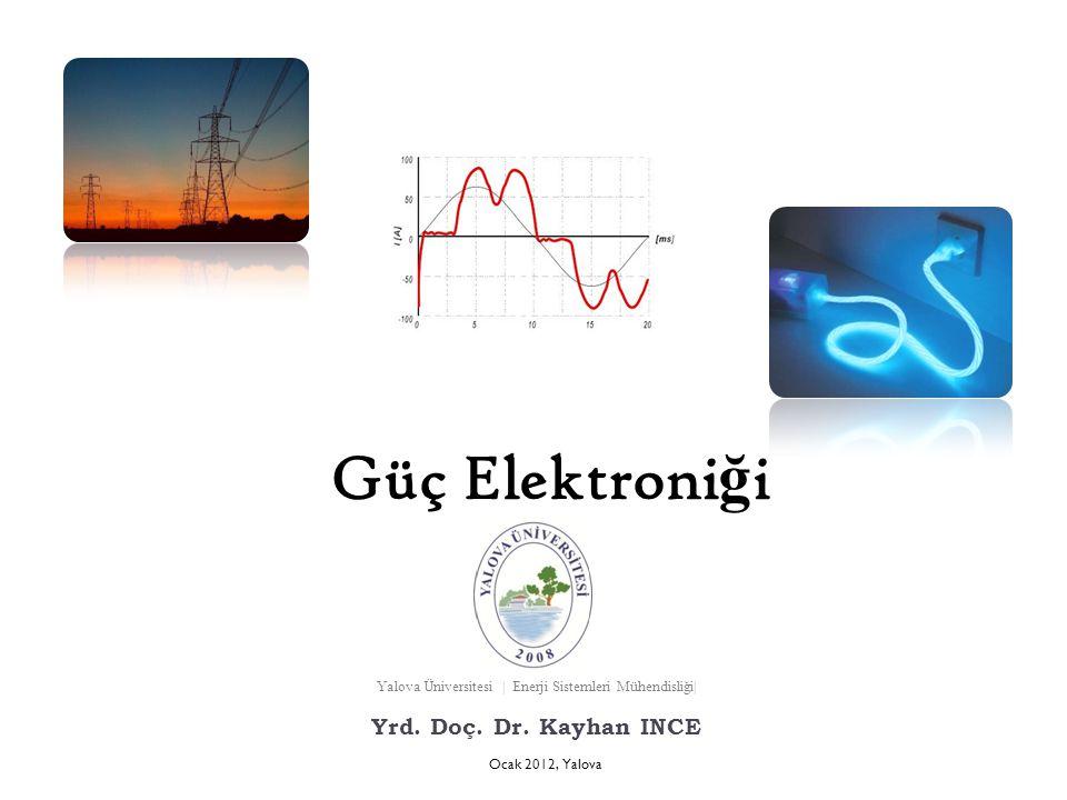 Yalova Üniversitesi | Enerji Sistemleri Mühendisliği|