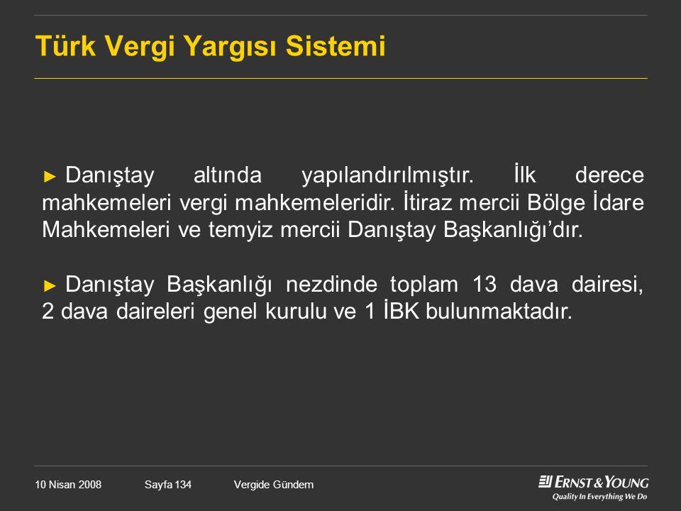 Türk Vergi Yargısı Sistemi