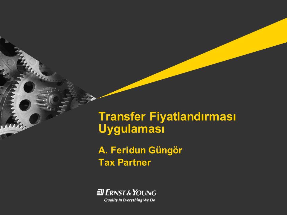 Transfer Fiyatlandırması Uygulaması