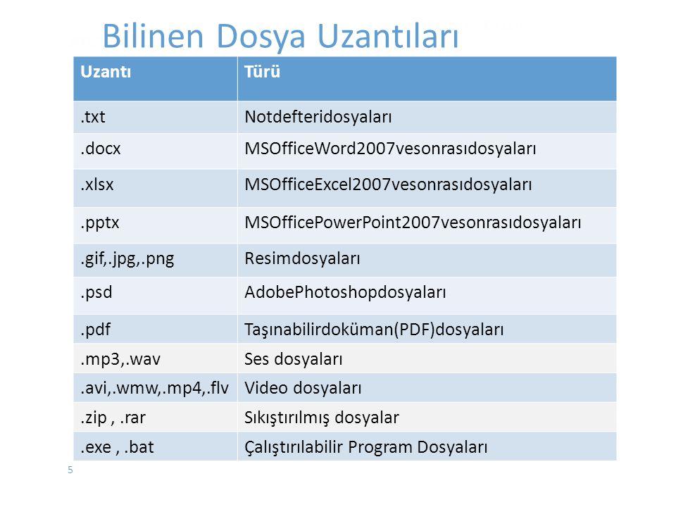 MSOfficeWord2007vesonrasıdosyaları .xlsx