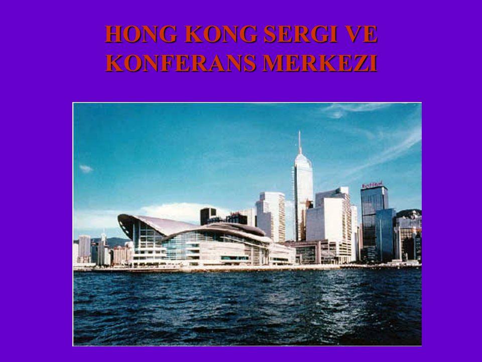 HONG KONG SERGI VE KONFERANS MERKEZI