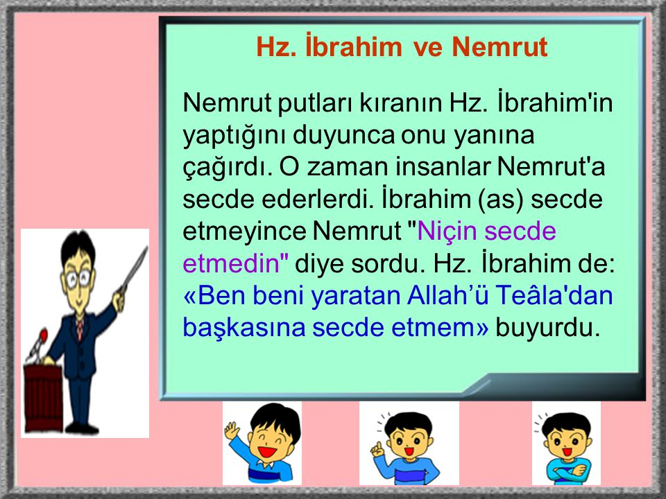 Hz. İbrahim ve Nemrut