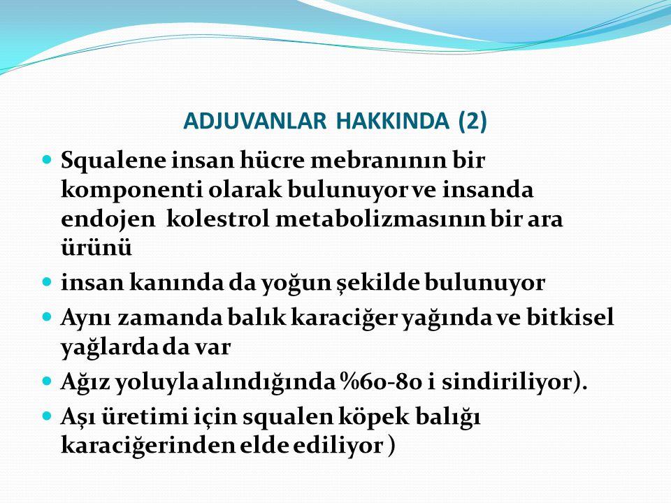 ADJUVANLAR HAKKINDA (2)