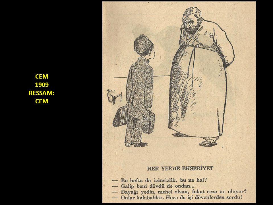 CEM 1909 RESSAM: