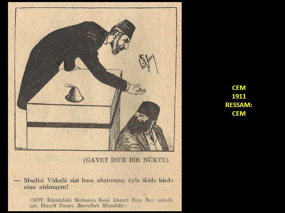 CEM 1911 RESSAM: