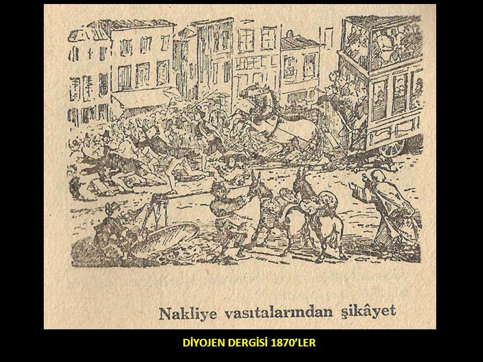 DİYOJEN DERGİSİ 1870'LER