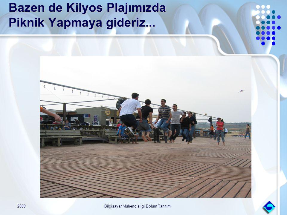 Bazen de Kilyos Plajımızda Piknik Yapmaya gideriz...
