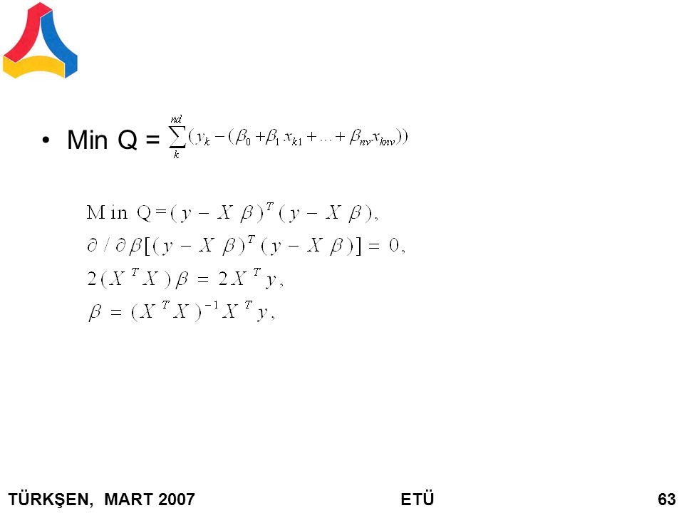 Min Q = TÜRKŞEN, MART 2007 ETÜ 63.