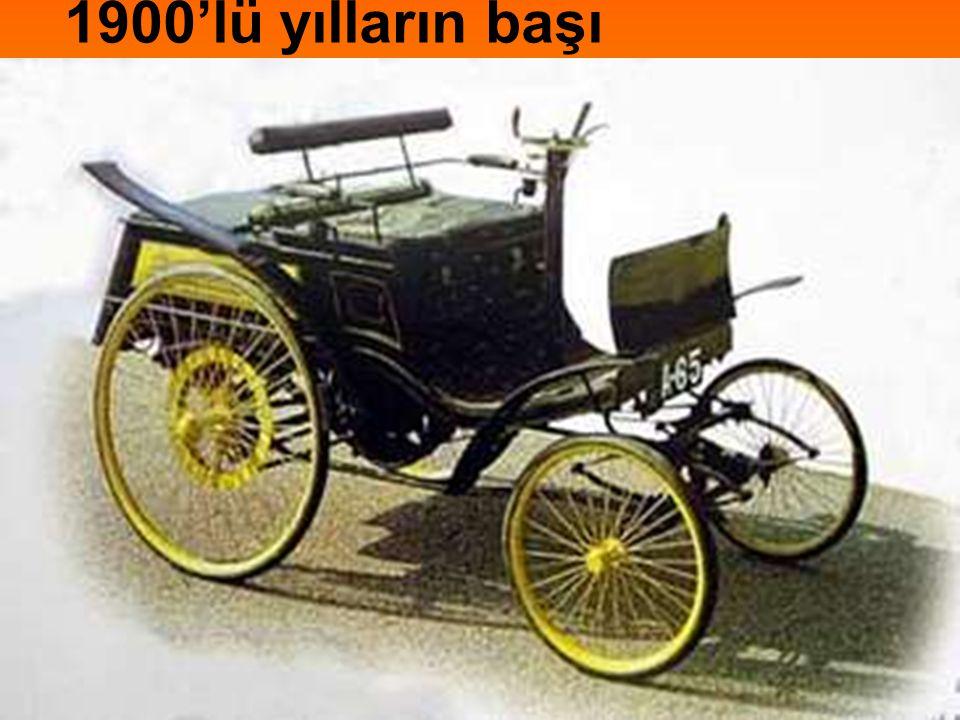 1900'lü yılların başı FSM