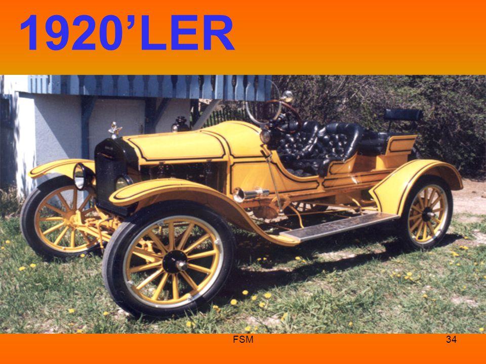 1920'LER FSM