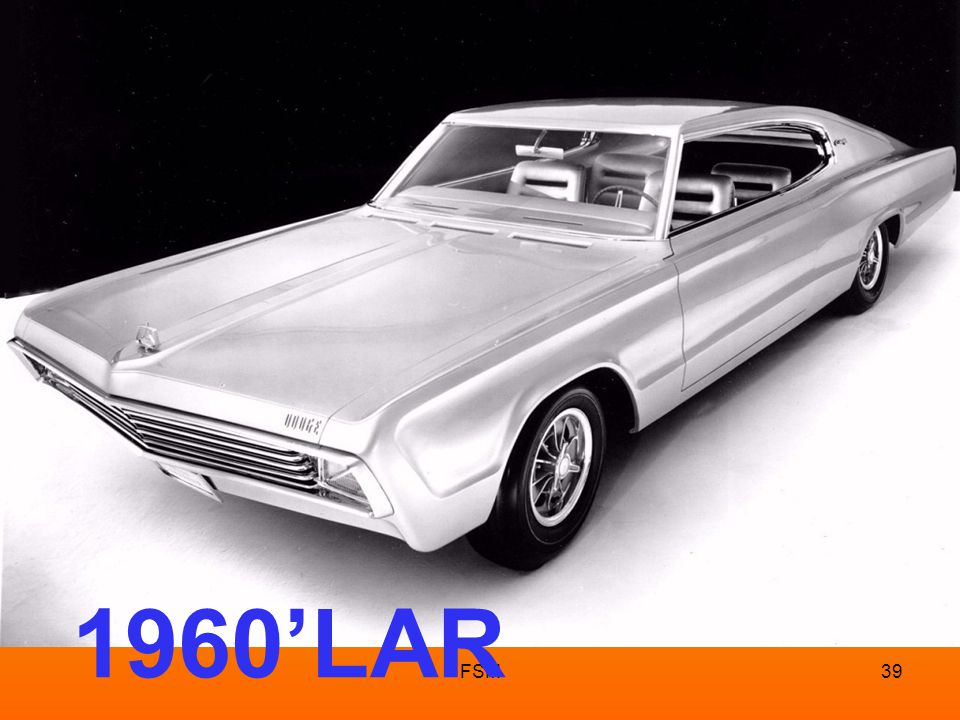 1960'LAR FSM