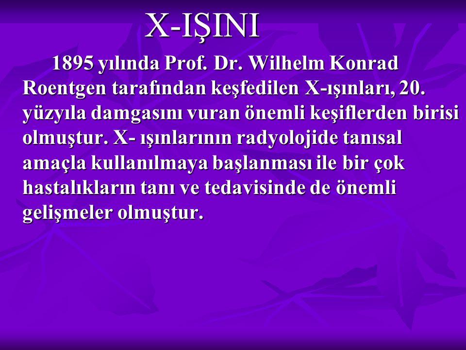 X-IŞINI