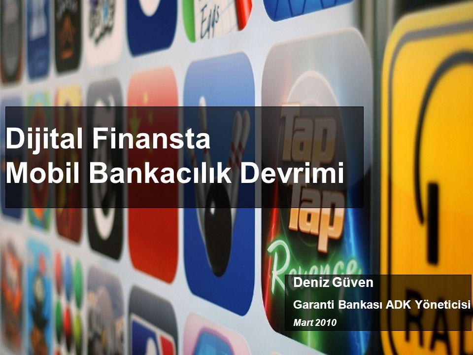 Mobil Bankacılık Devrimi