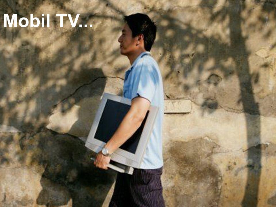 Mobil TV...