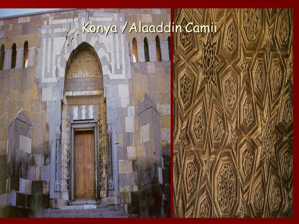 Konya /Alaaddin Camii