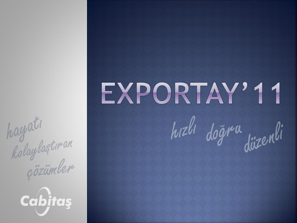 EXPORTAY'11