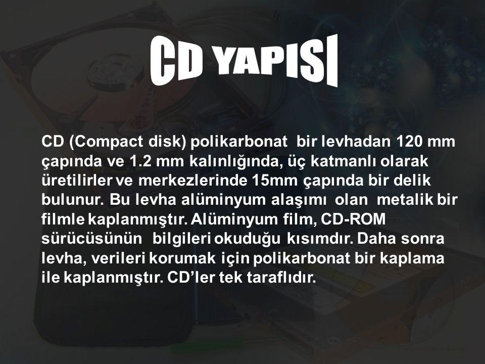 CD YAPISI