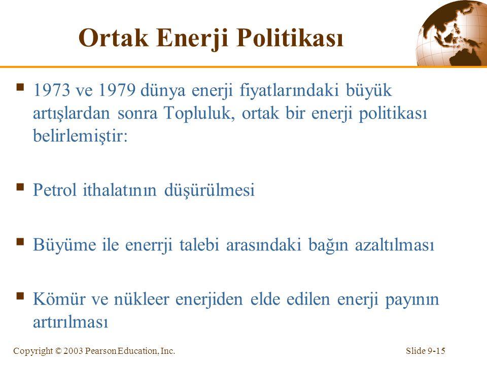 Ortak Enerji Politikası