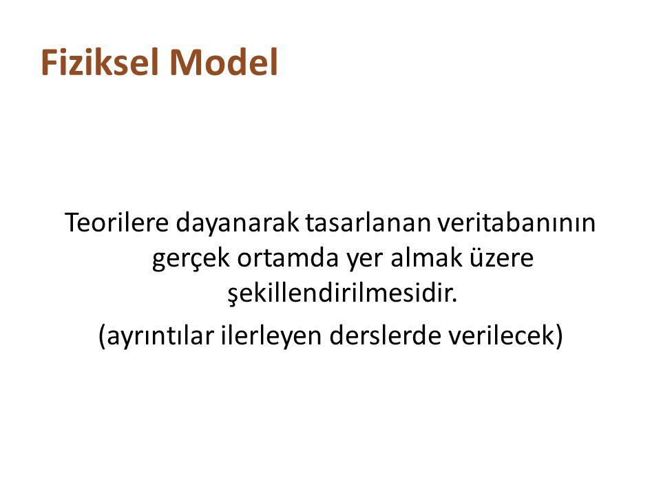 Fiziksel Model
