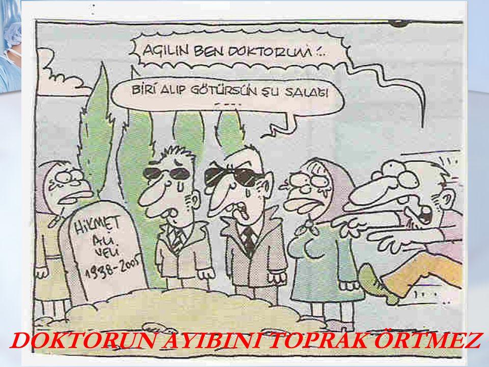 DOKTORUN AYIBINI TOPRAK ÖRTMEZ