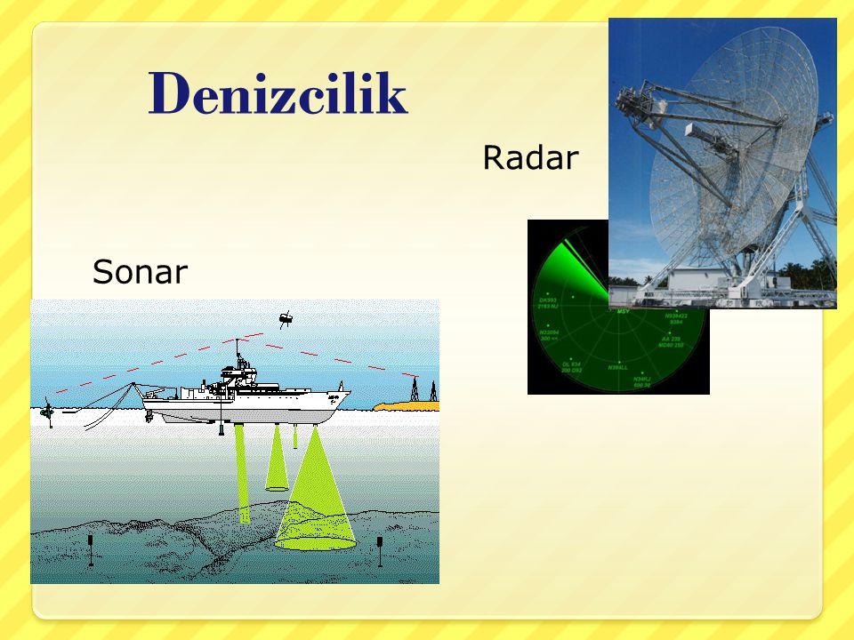 Denizcilik Radar Sonar