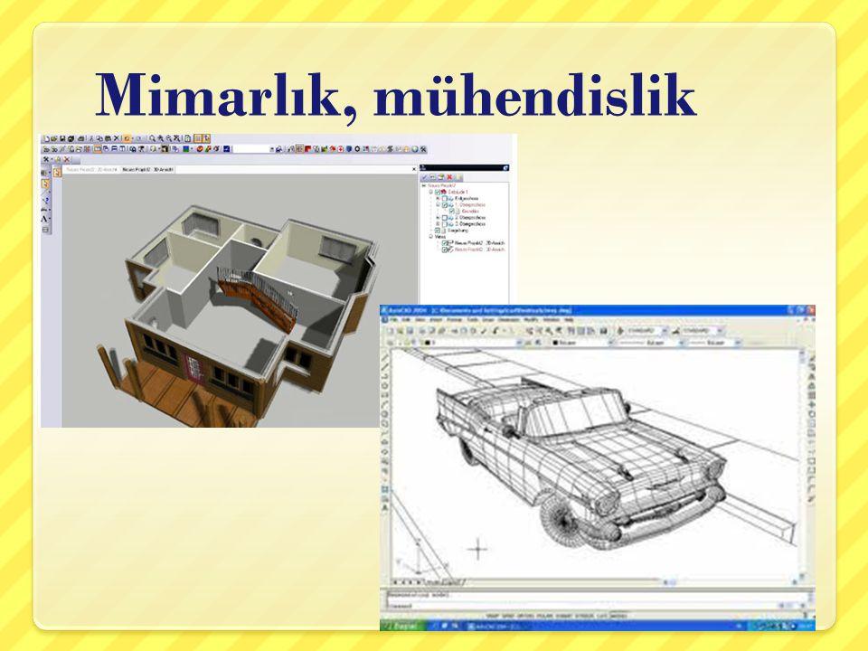 Mimarlık, mühendislik
